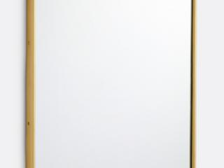 Artistasset Rectangular Metal Wall Mirror