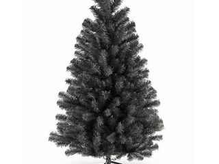 National Tree Company North Valley Black Spruce Artificial Tree