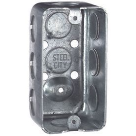 Thomas And Betts 58361 5 30 Single Gang Utility Box