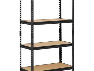 Four Metal Muscle Rack Shelves