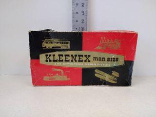 Kleenex man size