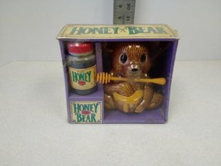 honey and bear  Houston Foods