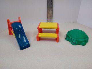 little Tikes outdoor furniture