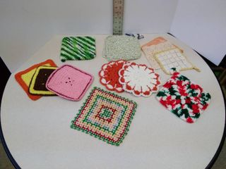 second lot of pot holders