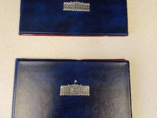 Clinton and Gore inauguration envelopes