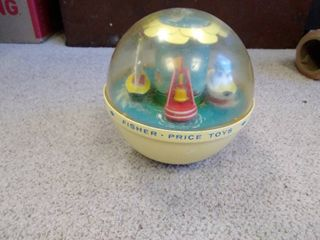 Fisher Price roly poly boat chime