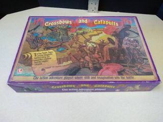 crossbows and catapults game