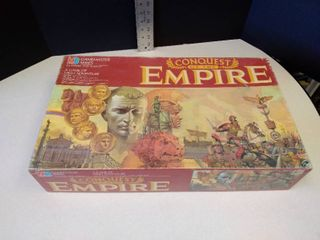 conquest of the Empire game