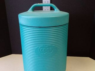 Gott Coop fertilizer cooler