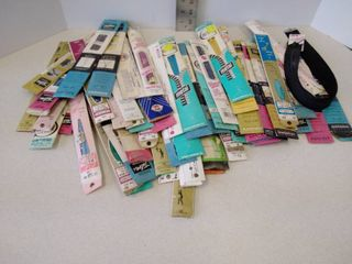 sewing lot of zippers 50