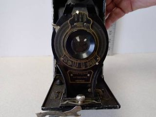 Autographic brownie Kodak ball bearing shutter