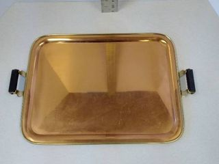 Manning Bowman Serving Tray  Pat  May 14  1912