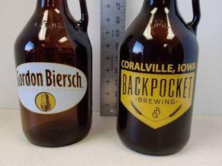 64 fl oz beer growlers
