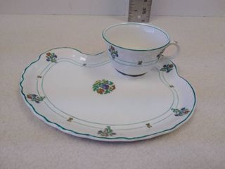 St Albans teacup and plate
