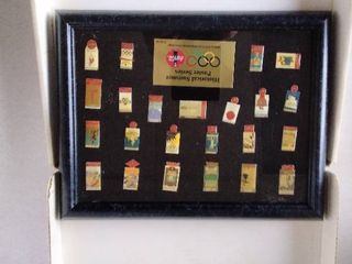 Coca Cola Historical Summer Olympics 1996 Poster Series