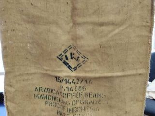 arabica coffee beans bag