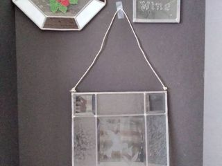 3 hanging wall pieces