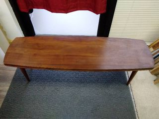 Mid modern coffee table