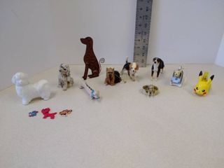 Miscellaneous miniature dog lot