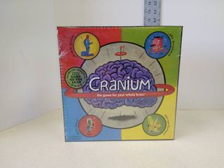 Cranium the game  sealed