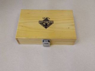 HANDYMAN ClUB OF AMERICA SAMPlE Bitx PRODUCT BOX
