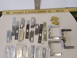 Industrial door handles hardware