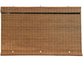 Radiance Fruitwood Imperial Matchstick Cord free Blinds