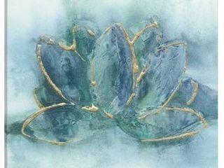 iCanvas  Buddha lotus  by Chris Paschke