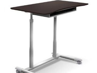 Ergo Sit Adjustable Standing Desk  Retail 244 99