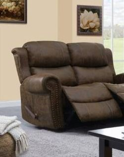 INCOMPlETE Copper Grove Wels 2 seat Rolled Arm Recliner loveseat  Retail 874 99