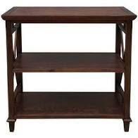 Bishop X Side Bookcase  Retail 121 49