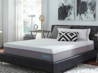 Slumber Solutions Essentials 12 inch Memory Foam Mattress  Retail 266 99