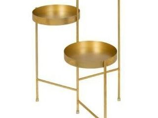 Kate and laurel Finn Metal Tri level Plant Stand  Retail 104 99