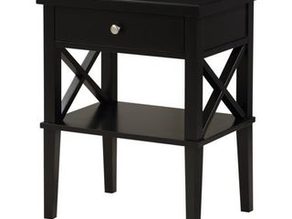 Copper Grove Castle Creek Wooden Nightstand with lower Shelf  Retail 164 49