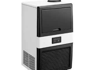 Ainfox Freestanding Ice Maker Machine Makes 40 Pounds Ice  Retail 249 49