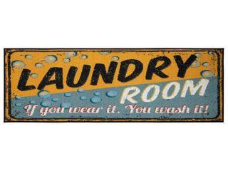 Tarpan laundy Room Mat Non Slip Runner Rug