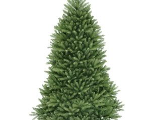 6 5 foot Fir Unlit Artificial Hinged Christmas Tree  Retail 165 99