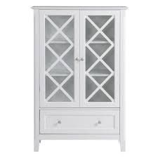 Savannah Accent Cabinet With Two Doors and lower Drawer  Retail 229 99