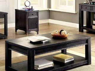 Furniture of America Antique Black CM4327C VN