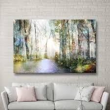 The Gray Barn Roozbeh Bahramali s  Hope  Gallery Wrapped Canvas Art