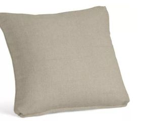 Welted Deep Seat Pillow Back Camel Color 26x20   Set of 2