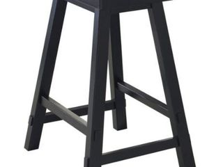 liberty Furniture Black Barstool