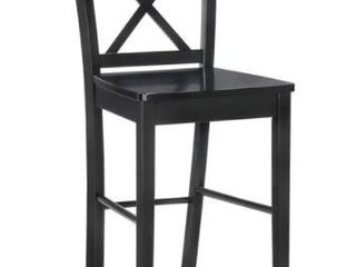 Copper Grove Amravati Black Counter Height Stool  Retail 94 49