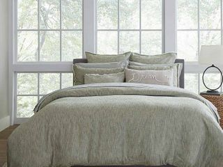 ED by Ellen DeGeneres Belmont King Duvet Cover Set  Retail 149 97