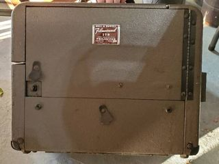 Bell   Howell Filmosound Projector 179