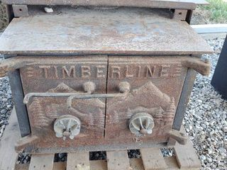 Timberline Cast Iron Wood Stove