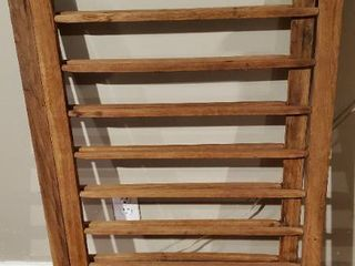 Antique Crib Rails