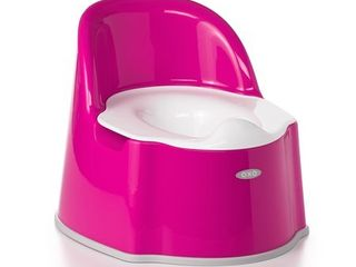 OXO Tot Potty Chair  Pink   missing white piece underneath