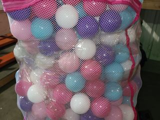 Click n Play Bag of Ball Pit Balls for Kids
