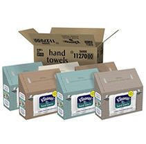 Everyday Hand Towels  8 X 9 1  White  60 pack  6 Pack carton   Quantity in Case 6 PACK
